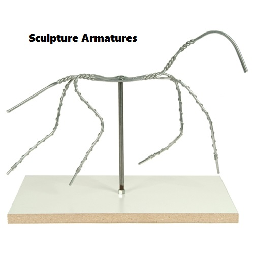 ss - SH - Sculpture Armature - Oct. 2016